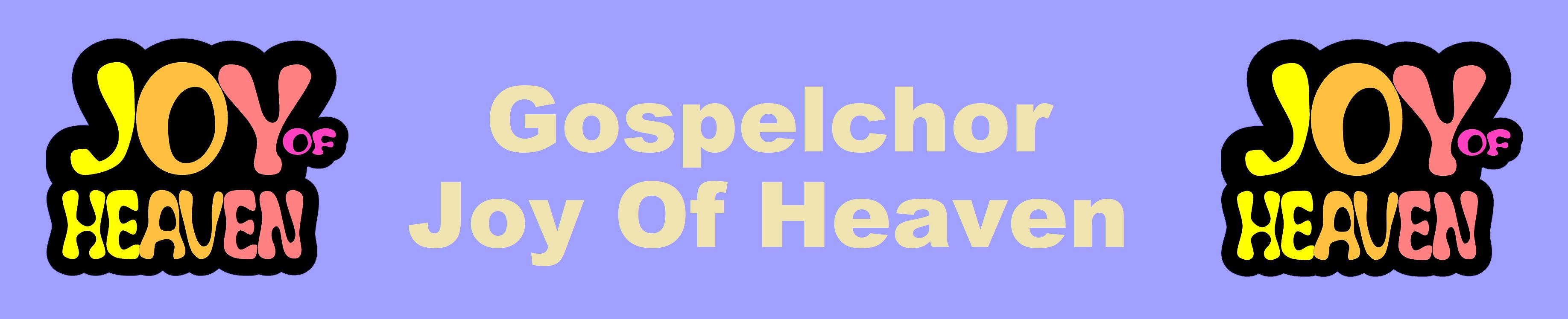 Gospelchor Joy Of Heaven